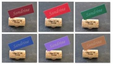 Marque place bouchon liège Bordeaux 7M DESIGN